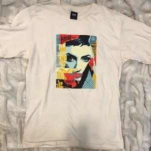 Men's Obey Graphic T-Shirt